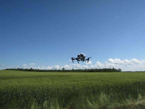 В Киеве собирают дронов, которые экономят средства аграриям фото, иллюстрация