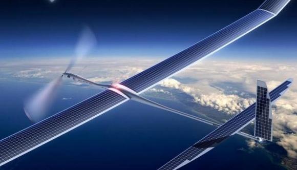 В Україні почали польоти дрони на сонячній енергії фото, ілюстрація