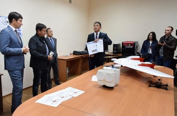 В Кропивницькому відкриється спільне підприємство з виробництва безпілотників фото, ілюстрація