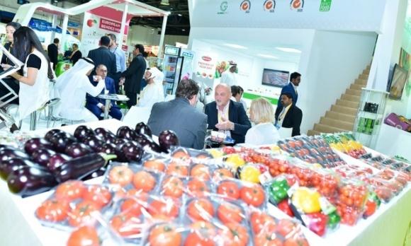 Украинская плодоовощная продукция вызвала живой интерес покупателей с ОАЭ во время World of Perishables фото, иллюстрация