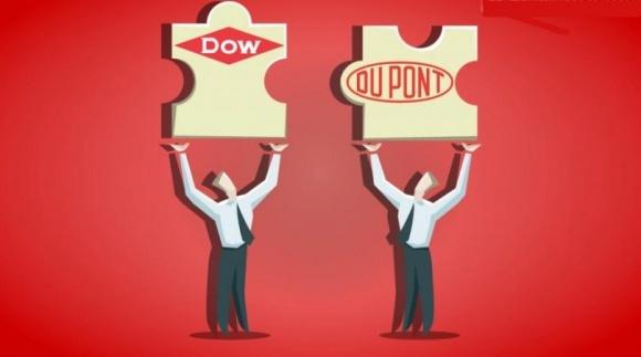 Dow и Dupont™ завершили слияние в DowDuPont™ фото, иллюстрация