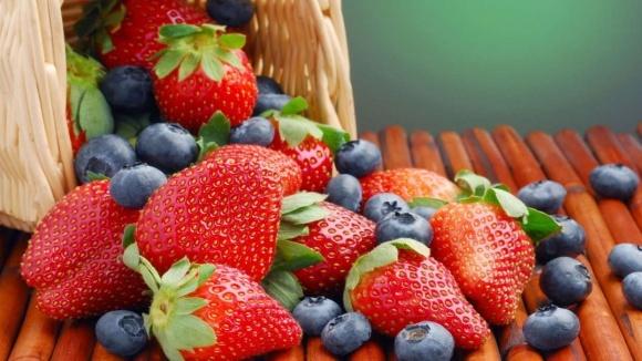 Европейцы едят в четыре раза больше ягод, чем украинцы фото, иллюстрация
