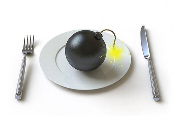 Почему в Украине хуже еда, чем в ЕС? фото, иллюстрация