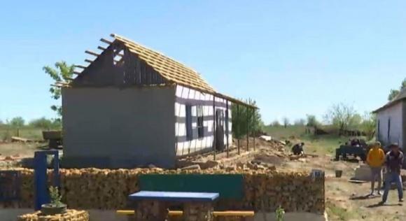 Підприємець розпочав проєкт будівництва екопоселення майбутнього в Одеській області фото, ілюстрація