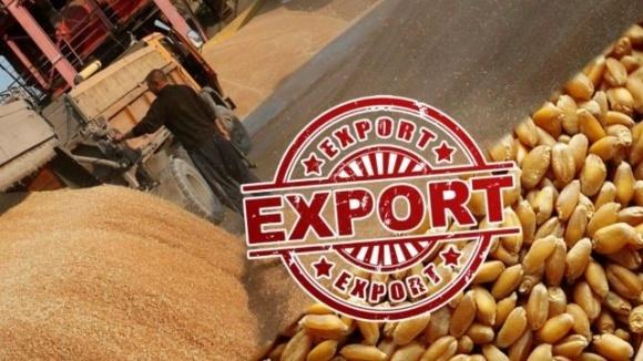 Украина не будет вводить никаких ограничений на экспорт зерна фото, иллюстрация