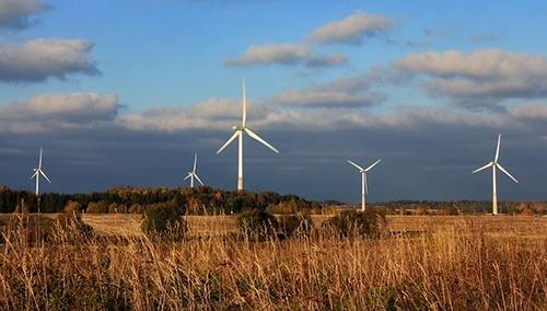 В Запорізькій області відкриють вітровий енергокомплекс на 500 МВт фото, ілюстрація