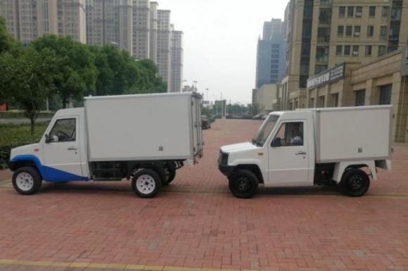 Українська компанія представила легковий і вантажний електромобілі фото, ілюстрація