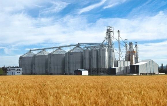 В Украине за 10 лет построено элеваторов на 14 млн тонн единовременного хранения зерна фото, иллюстрация