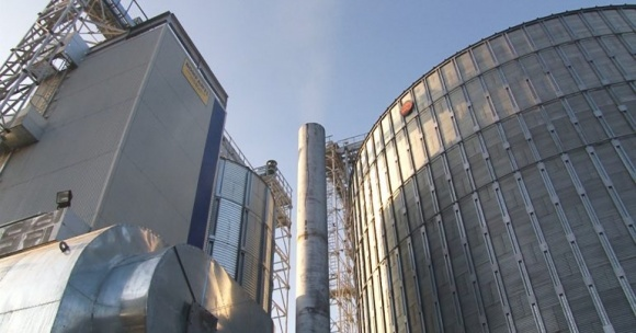 В жовтні Ніжинський  елеватор Grain Alliance запрацював на повну потужність фото, ілюстрація