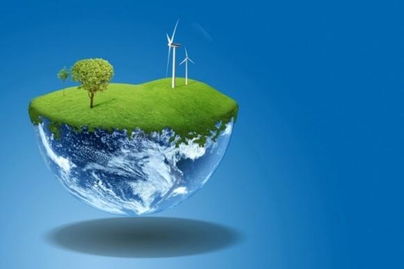 Бізнес усвідомлює, що перехід на відновлювану енергію не зупинити фото, ілюстрація