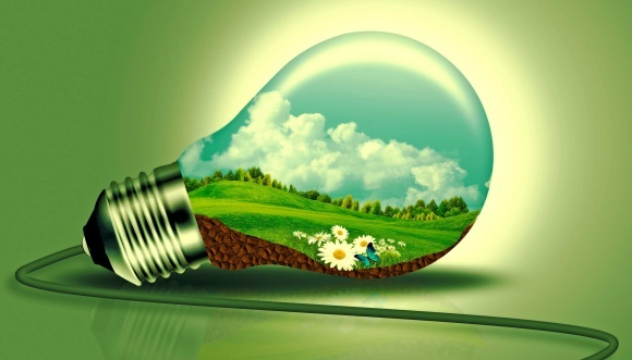 Чем больше альтернативных электростанций - тем дороже для потребителей электроэнергия фото, иллюстрация