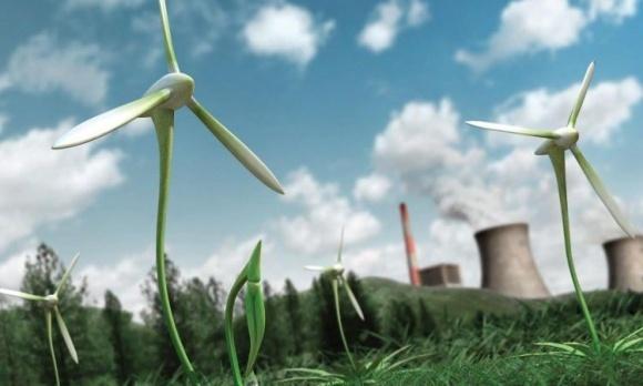 За I полугодие в Украине построили 79 объектов возобновляемой энергетики фото, иллюстрация