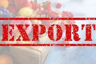 Експорт с/г продукції  збільшився на 165 млн доларів  - Ольга Трофімцева фото, ілюстрація