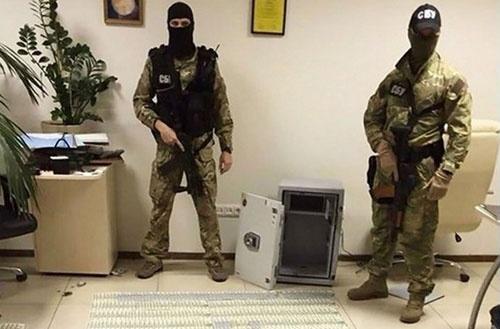 СБУ викрила масштабне рейдерське угрупування на Одещині фото, ілюстрація
