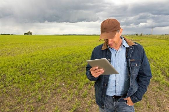 Более четверти опрошенных аграриев Украины не используют печатные издания для получения профессиональной информации фото, иллюстрация