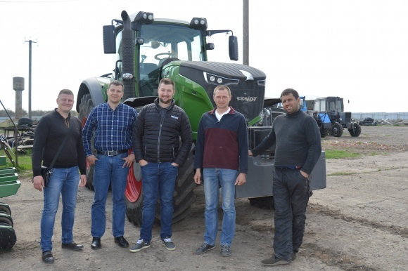FENDT покоряет не только поля Украины, но и сердца аграриев фото, иллюстрация
