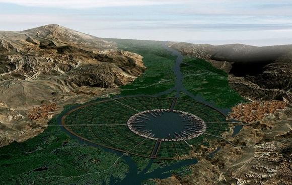 Южная Корея инвестирует $10 млрд в гигантскую smart-ферму в Египте фото, иллюстрация