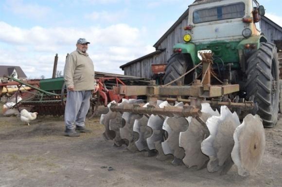 Костянтинівський фермер радить дослухатися і до «чуйки» фото, ілюстрація