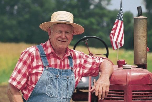 Каким образом поддерживается фермерское движение в США? фото, иллюстрация