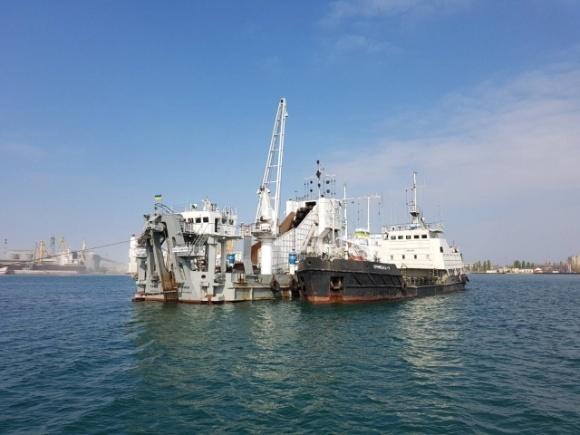 АМПУ відновила судноплавство на Дніпрі й Прип'яті  фото, ілюстрація