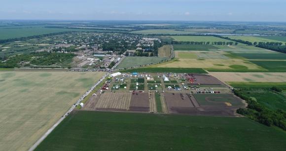 Міжнародні дні поля в Україні - International Field Days Ukraine фото, ілюстрація