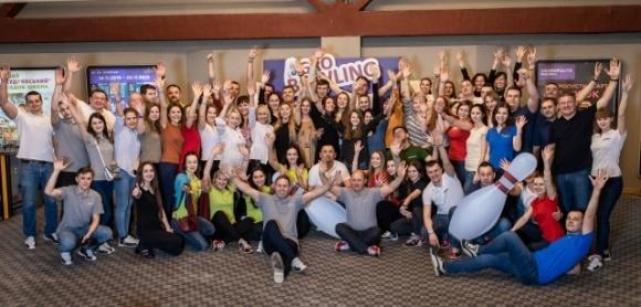 Впервые в Украине прошел турнир по боулингу среди агропредприятий фото, иллюстрация
