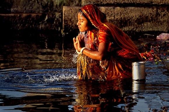 Для підвищення врожайності індуси створять найдовшу річку фото, ілюстрація