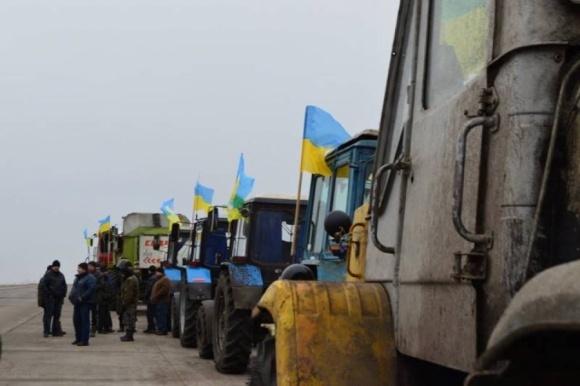Всеукраїнський страйк аграрів: подробиці завтрашнього дня фото, ілюстрація