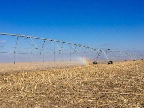 """Херсонские фермеры выбирают дождевальные машины """"Фрегат"""" фото, иллюстрация"""