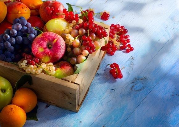 Украинские ягоды и фрукты приглянулась азиатским компаниям фото, иллюстрация