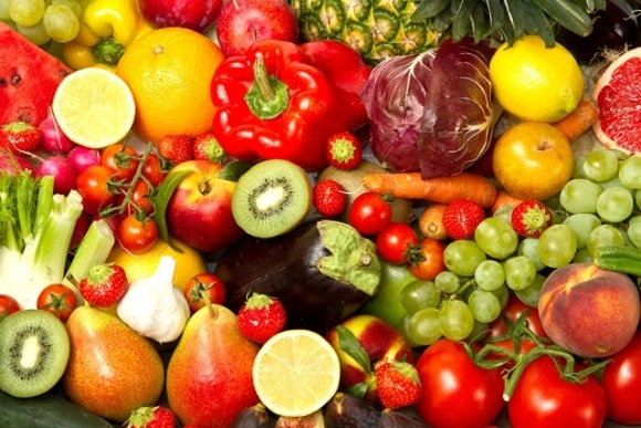 Ученые предлагают бороться с норовирусом на фруктах и овощах перекисью водорода фото, иллюстрация