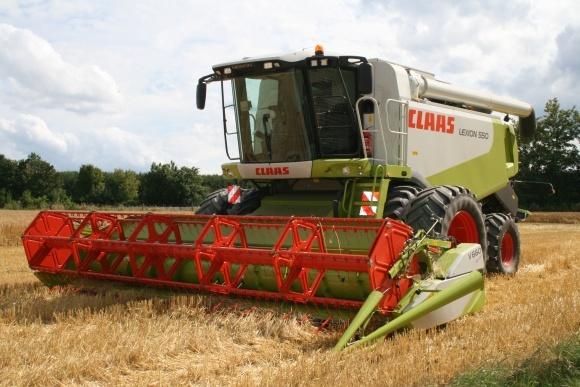 """CLAAS разом з """"Креді Агріколь Банк"""" запускають програму кредитування аграріїв фото, ілюстрація"""