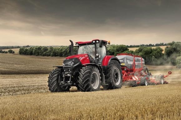 Трактор Optum 300 CVX від Case IH здобуває світове визнання фото, ілюстрація