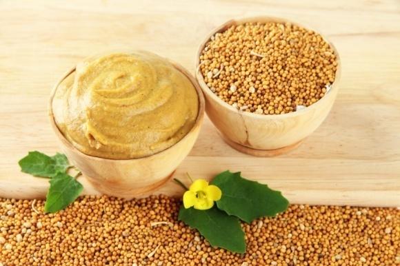 Украина существенно сократила экспорт семян горчицы фото, иллюстрация