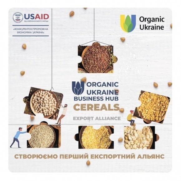 В Украине создали первый органический экспортный альянс фото, иллюстрация