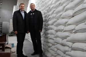 """ООО """"Цукрове"""" перевыполняет план по производству сахара фото, иллюстрация"""
