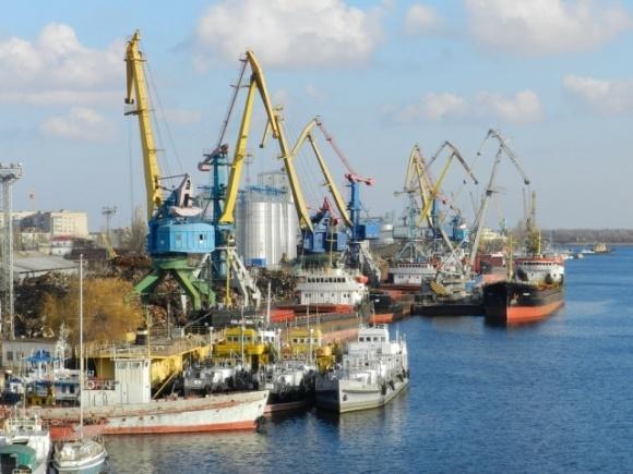 Херсонский морской порт ожидает полная модернизация фото, иллюстрация