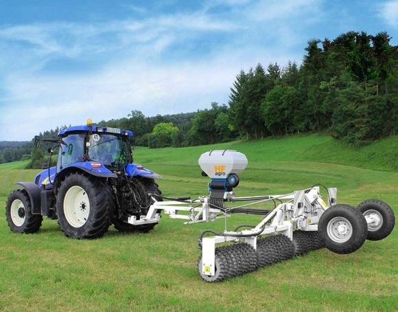 На украинский рынок сельхозтехники вышел новый бренд — HF Agro фото, иллюстрация