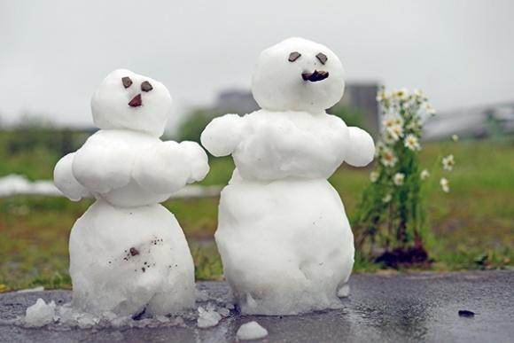 Лайфхаки тижня: чому літо холодне, а агродрони - гігантські фото, ілюстрація
