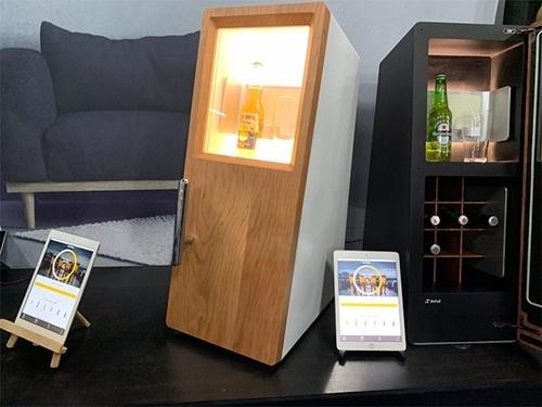 Створено холодильник, в якому ніколи не закінчується пиво фото, ілюстрація