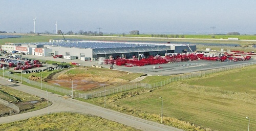 Оборот групи компаній HORSCH вперше в історії перевищив 402 млн. євро фото, ілюстрація
