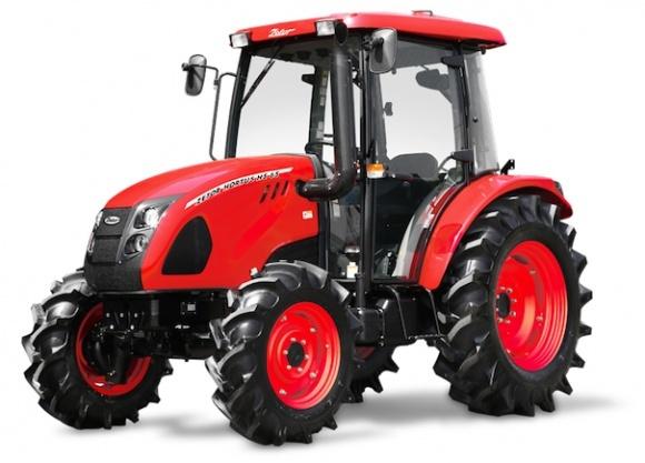 Zetor представит в Украине новий трактор для садов и виноградников фото, иллюстрация