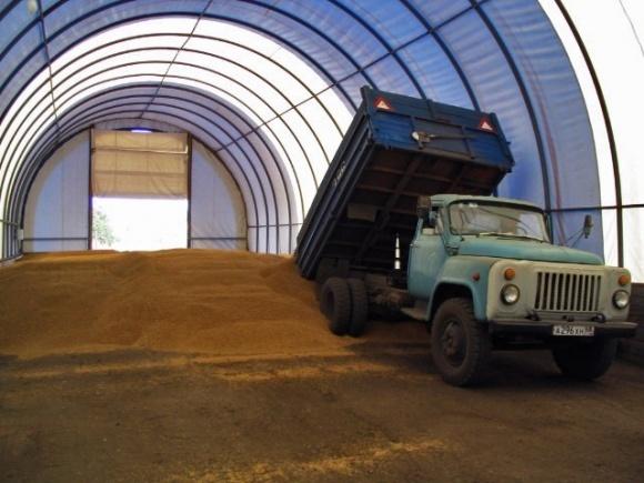 Дефіцит потужностей для зберігання зерна становить 30 млн т фото, ілюстрація