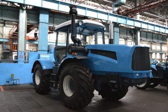 ХТЗ разработал новую бесступенчатую трансмиссию для тракторов фото, иллюстрация