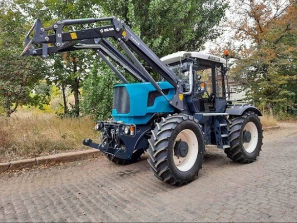 ХТЗ презентував новий універсальний трактор ХТЗ-160У фото, ілюстрація