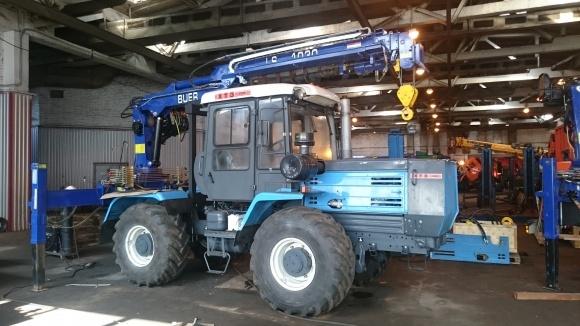 Сьогодні відновить роботу Харківський тракторний завод фото, ілюстрація