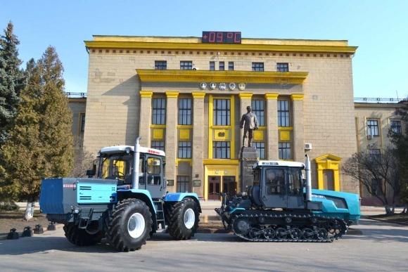 Мінагрополітики розповів про переваги тракторів ХТЗ фото, ілюстрація