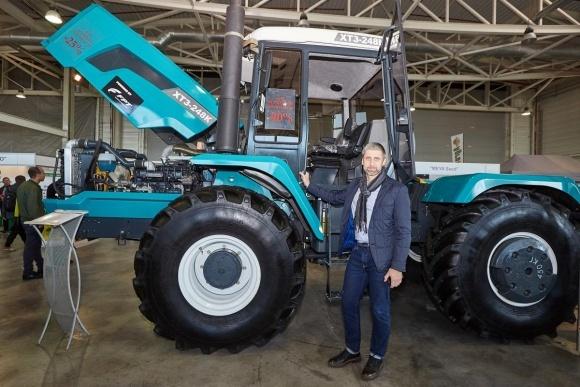 ХТЗ в наступному році виготовить 1000 тракторів і отримає $5 млн інвестицій фото, ілюстрація