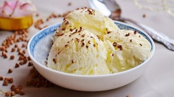 В России начали выпускать мороженое со вкусом гречки фото, иллюстрация