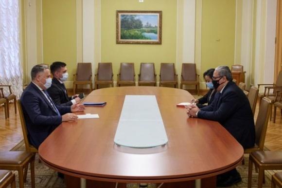Египет хочет покупать больше украинского зерна, — посол фото, иллюстрация